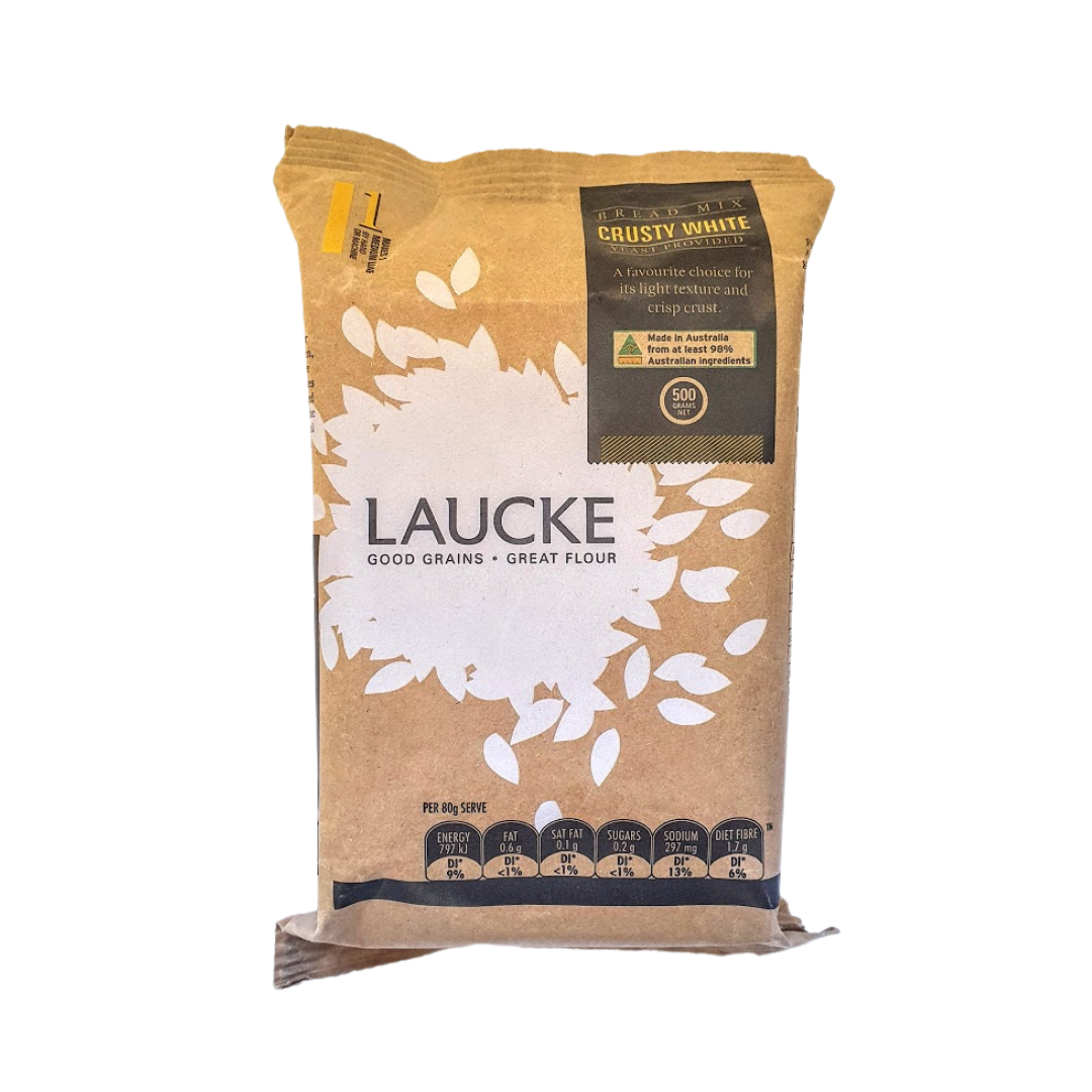 Laucke Crusty White