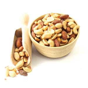 Mixed Nuts Roasted and Salted