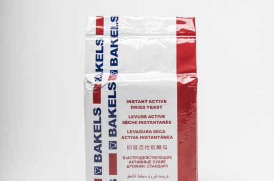 Bakels Instant Active Dried Yeast