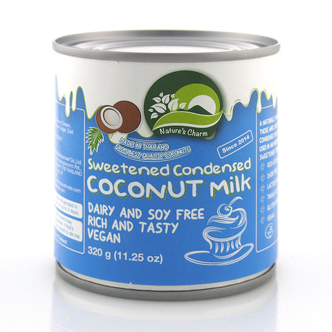 Sweetened Condensed Coconut Milk - Nature's Charm
