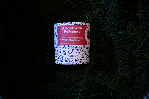 NORD-T AFLOAT WITH FOLKBOAT  TEA 25g