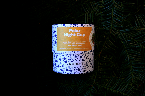 NORD-T POLAR NIGHT CAP TEA 55g