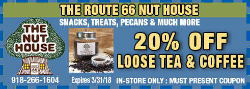 20% Off Coffee and Tea