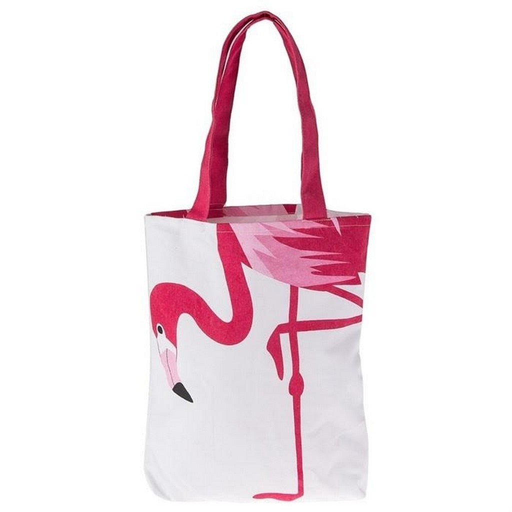 Flamingo Tote Cotton