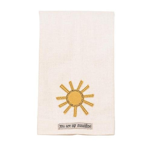 You Are My Sunshine Tea Towel