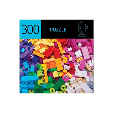 Building Blocks 300 Piece Puzzle
