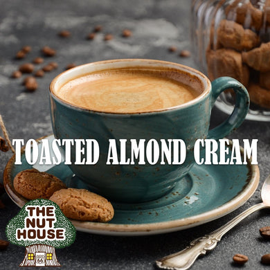 Toasted Almond Cream Coffee 1 lb