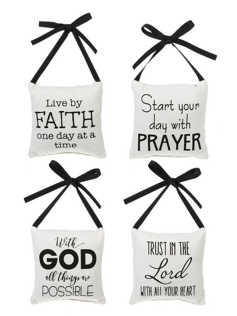 Little Prayer Pillow