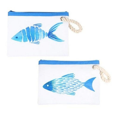 Fish Bag with Rope Handle