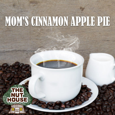 Mom's Cinnamon Apple Pie Coffee 1 lb