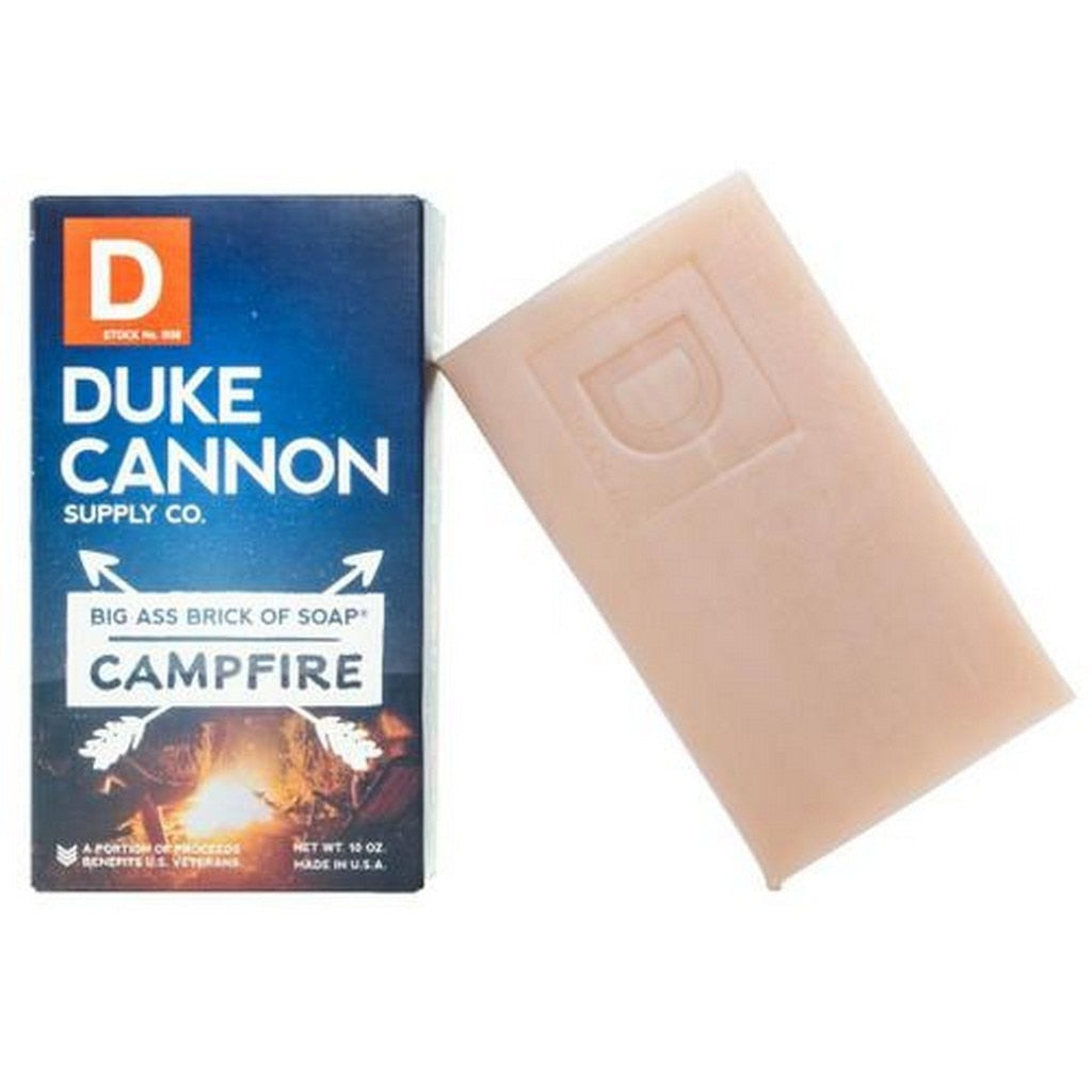Duke Cannon Campfire Soap Bar