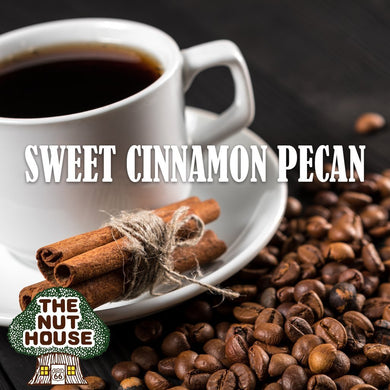 Sweet Cinnamon Pecan Coffee 1 lb