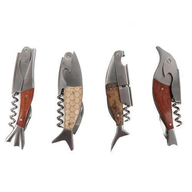 Fish Corkscrew/Opener