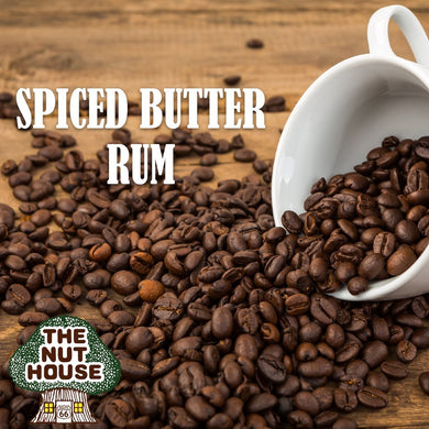 Spiced Butter Rum Coffee 1 lb