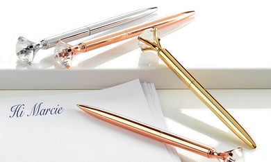 Diamond Top Pen