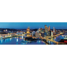 Cityscapes - Pittsburgh 1000 Piece Panoramic Jigsaw Puzzle