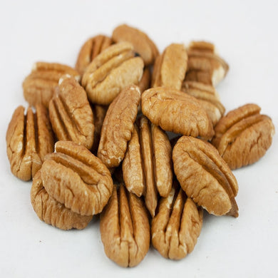 Kanza Pecan Halves - 8 oz to 5 Pounds
