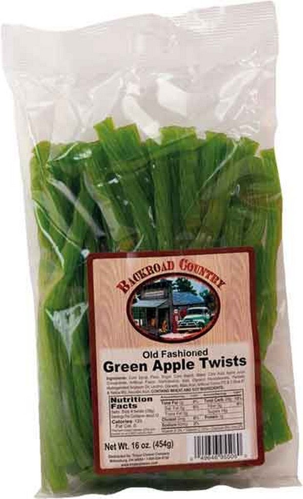 Green Apple Twists