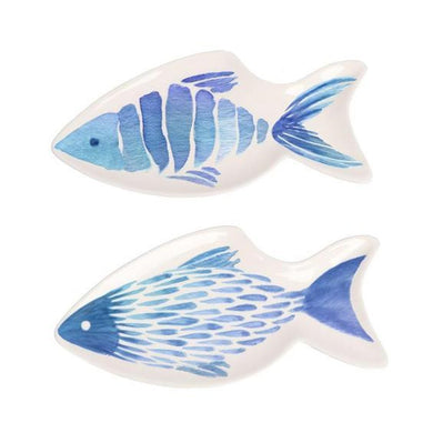 Fish Shaped Plate
