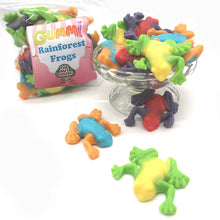 Gummi Rainforest Frogs 10 oz