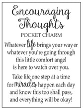 Encouraging Thoughts Charm