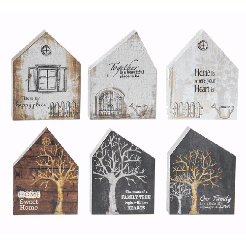 No Place Like Home Plaques