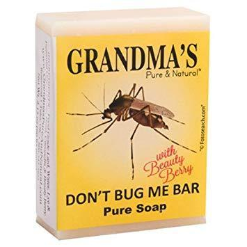 Grandmas Dont Bug Me Bar