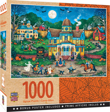 The Tag Along 1000 Piece Puzzle