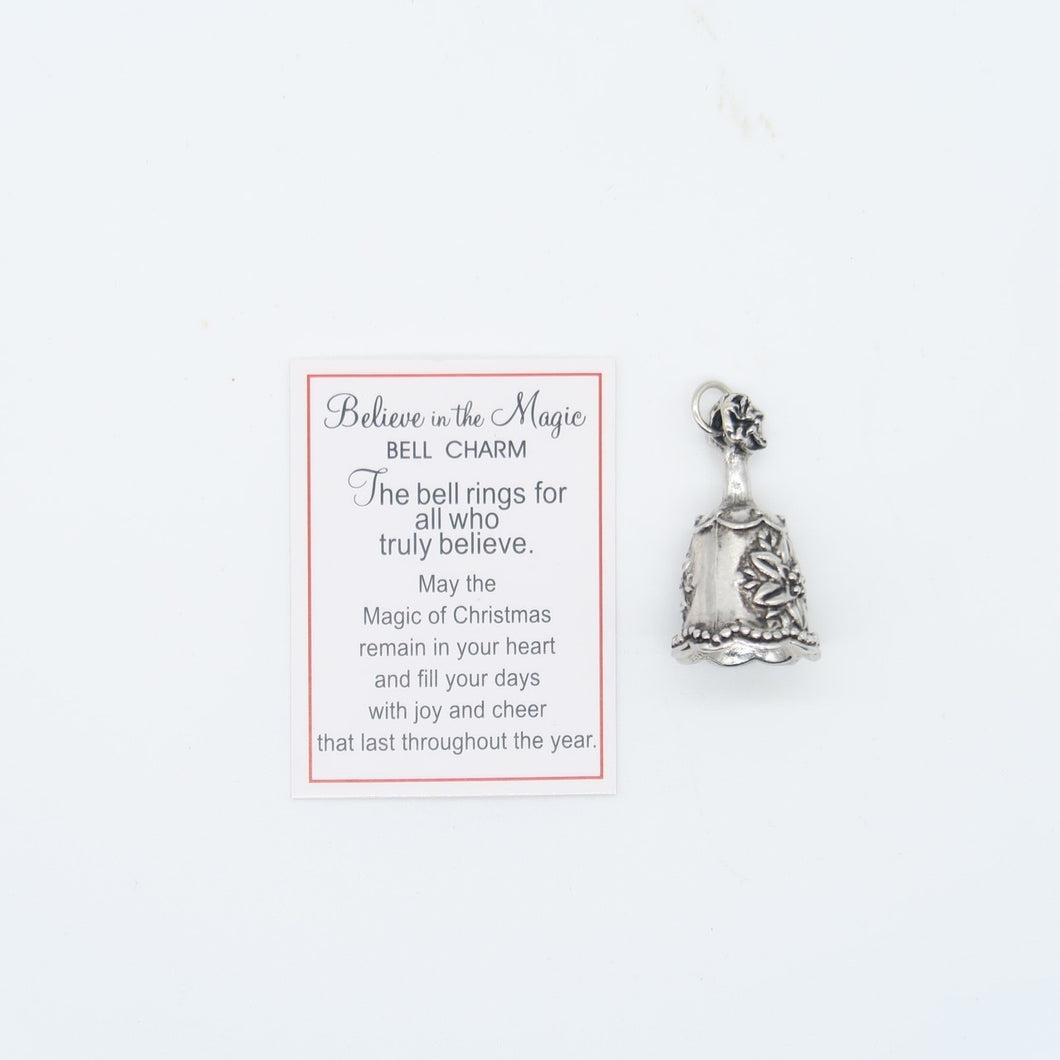 Believe in the Magic Bell Charm