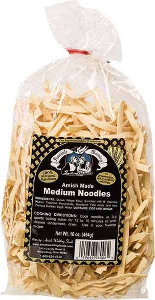 Medium Noodles