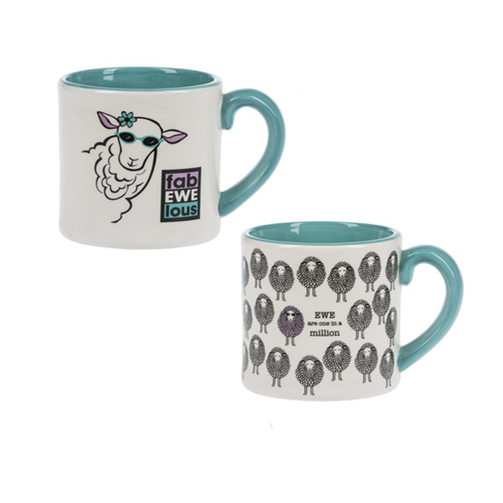 Ewe Sheep Coffee Mug