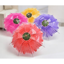PVC Flower Umbrella