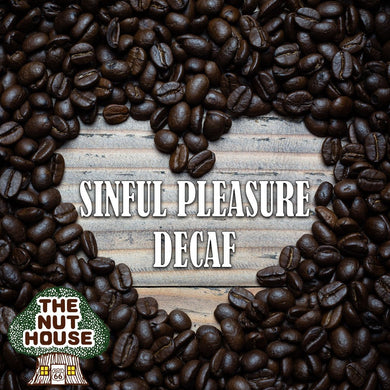 Sinful Pleasure Decaf Coffee 1 lb