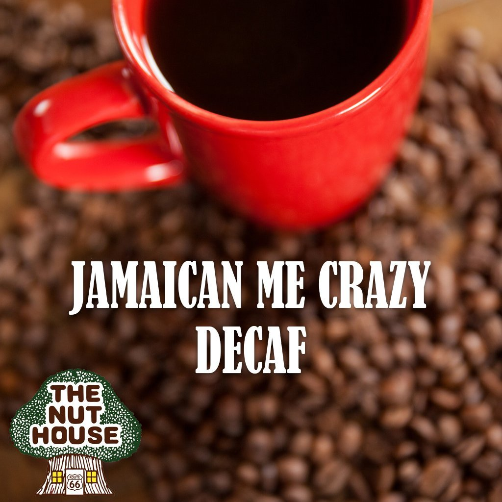 Jamaican Me Crazy Decaf Coffee 1 lb