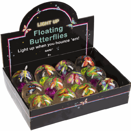 Light Up Floating Butterfly