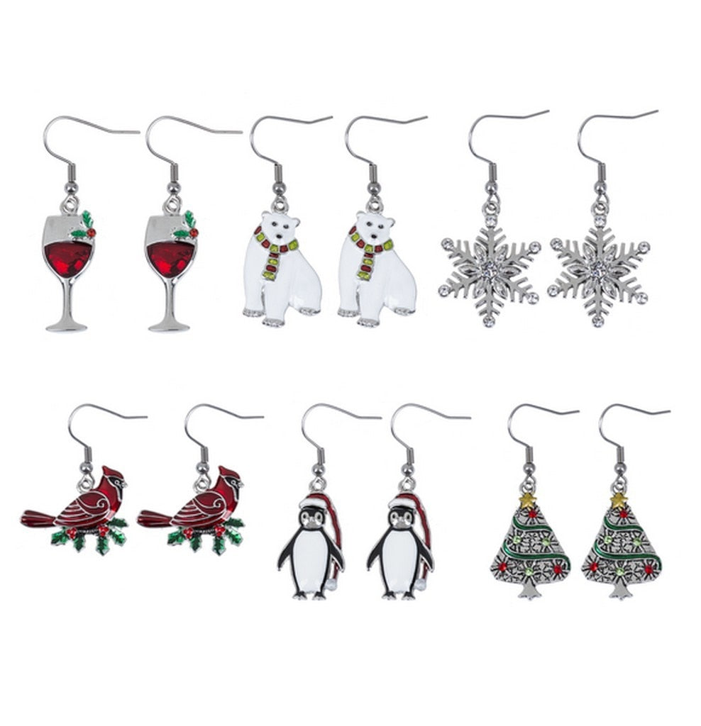 Christmas Wishes Earrings