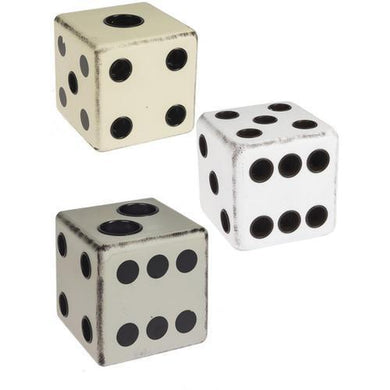 Dice Candle Holder