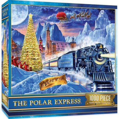 Polar Express 1000 Piece Puzzle