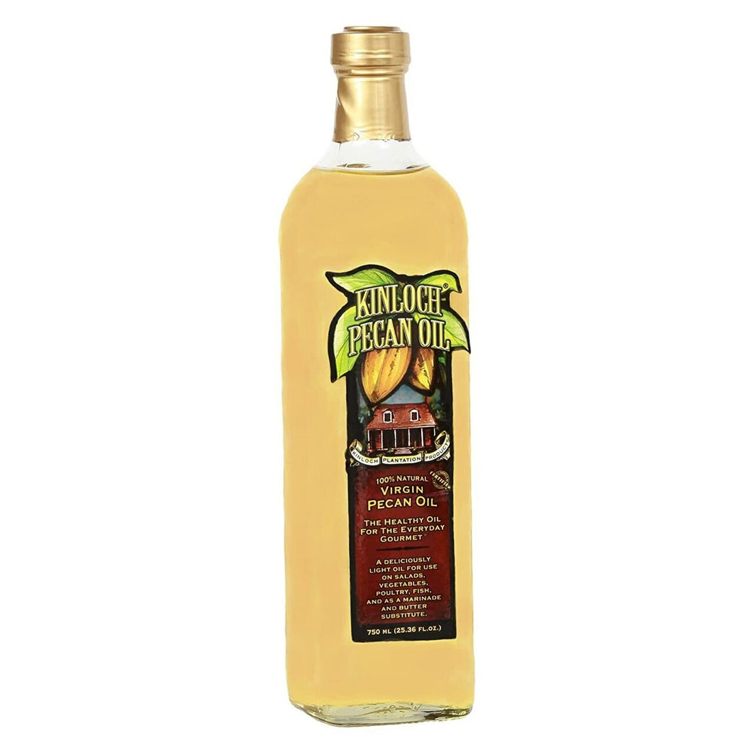 Kinloch Virgin Pecan Oil 750ml