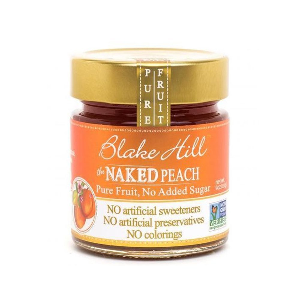 The Naked Peach Pure Fruit Spread 9 oz