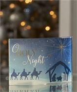O Holy Night Candle Screen