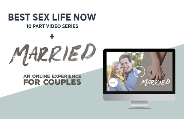 Married + Best Sex Life Now Workshop