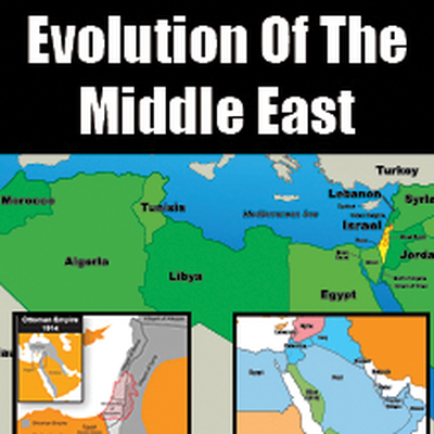 Evolution of the Middle East Card StandWithUs