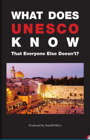 What Does UNESCO Know that everyone else Doesn't ?