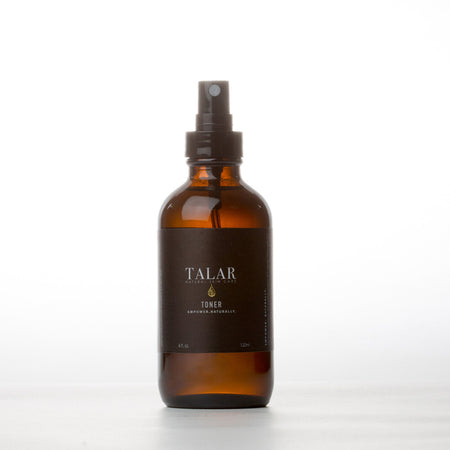 Talar Natural SkinCare Rose and Colloidal Silver Toner