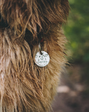 Kenai- Simple Style - Copper Paws Dog Tags
