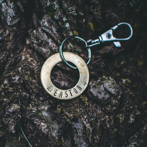 Washers- Simple Style - Copper Paws Dog Tags