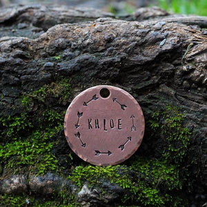 Believer- Simple Style - Copper Paws Dog Tags