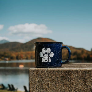 Camp Paw Ceramic Mug
