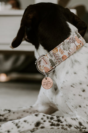 Serendipity- Simple Style - Copper Paws Dog Tags